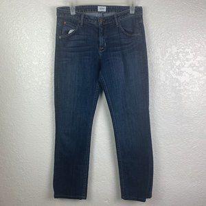 Hudson Jeans Jeans - Hudson Size 29 Midrise Straight Leg Jeans
